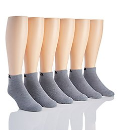 Adidas Athletic Low Cut Socks - 6 Pack 101641