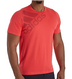 Adidas Training Big Logo Short Sleeve T-Shirt DU0902