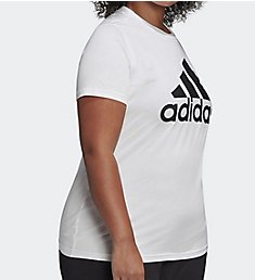 Adidas Plus Size Badge of Sport Cotton Tee FL0533