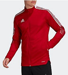 Adidas Tiro 21 Slim Fit Full Zip Track Jacket GM7319