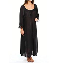 Amanda Rich Long Sleeve Long Gown 107