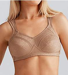 Amoena Nora Wireless Cotton Bra 2555N