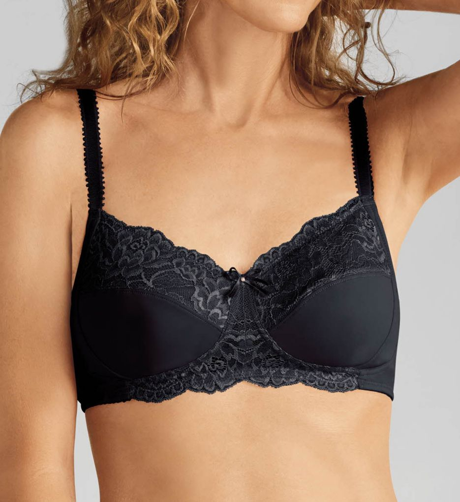 Amoena Lilly Unlined Underwire Bra 43911