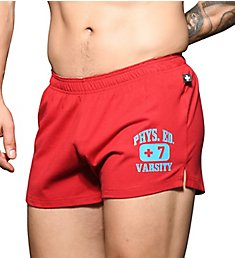 Andrew Christian Phys. Ed. Athletic Short 6570