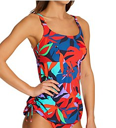 Anita Happy Tropical Kimba Tankini Swim Top 6588-1