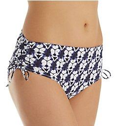 Anita Blue Diamond Crush Adjustable Brief Swim Bottom 8819-0