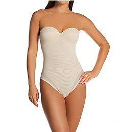 Annette Convertible Strapless Bodysuit 10543