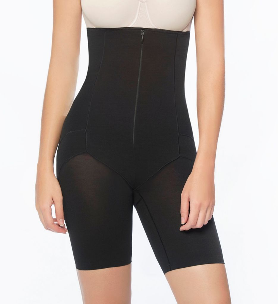 Annette Extra Firm Control High Waist Mid-Thigh Shaper 17546