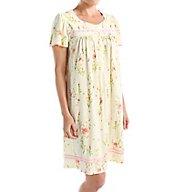 Aria Sunshine Short Sleeve Short Gown 8017728