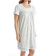 Aria Daydream Short Sleeve Short Nightgown 8017729