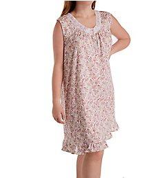 Aria Sleeveless Short Gown 8021993