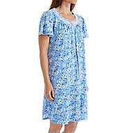 Aria Short Sleeve Short Nightgown 8317747