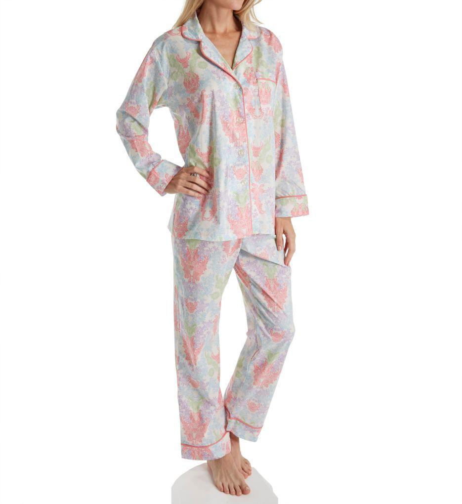 BedHead Pajamas Chloes Pastel Lace Pajama Set 6082