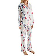 BedHead Pajamas Fashion Week Long Sleeve PJ Set 7009