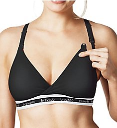 Bravado Designs Original Cotton Blend Nursing Bra 1014