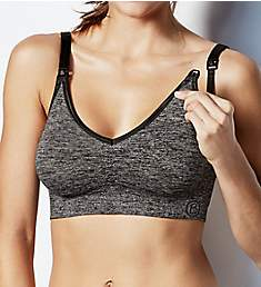 Bravado Designs Body Silk Seamless Low Impact Sports Nursing Bra 1436