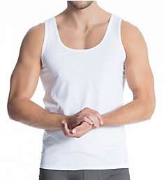Calida Fresh Cotton Athletic Tank 12186