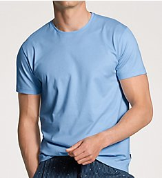 Calida Remix Basic Crew Neck T-Shirt 14081