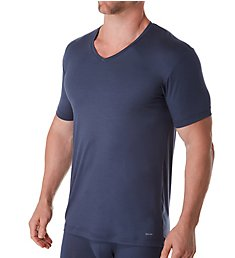Calida Posh Tencel Mix V-Neck T-Shirt 14169