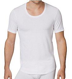 Calida Evolution Business Crew Neck T-Shirt 14214