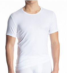 Calida Cotton Code Crew Neck T-Shirt 14290