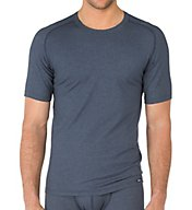 Calida Motion Moisture Wicking Short Sleeve T-Shirt 14566