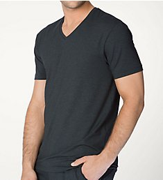 Calida Modern Fit Micro Modal V Neck T-Shirt 14765