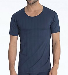 Calida Pure & Style Quick Dry Pima Cotton Crew T-Shirt 14886
