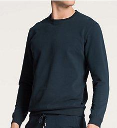 Calida Remix Basic French Terry Sweatshirt 15181