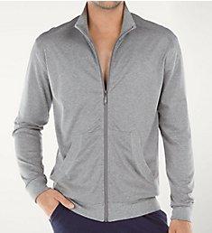 Calida Remix Basic Cotton Full Zip Jacket 15918