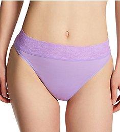 Calida Lycra Lace Hi Cut Brief Panties 21901
