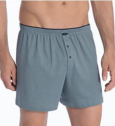 Calida Norris Supima Cotton Button Fly Boxer 24631