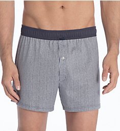Calida Urban Jersey Button Fly Boxer 24661