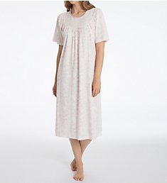Calida Soft Cotton Short Sleeve Nightgown 34000