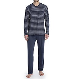 Calida Ferris Comfort Fit Cotton Pajama Set 40464