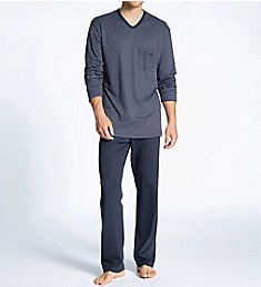 Calida Relax Streamline Pajama Pant Set 41667