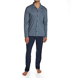 Calida Relax Choice Supima Cotton Pajama Pant Set 42567