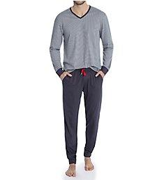 Calida Kolia Modern Fit Pajama Set 43466