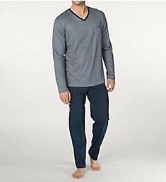Calida Comfy Zone Micro Modal Pajama Pant Set 48465