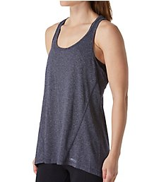 Calvin Klein Performance High-Low Motivate T-Back Tank P5T3641