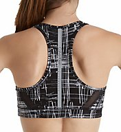 Calvin Klein Performance Print Reflective Stripe Sports Bra P7T2078