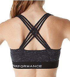 Calvin Klein Performance Logo Elastic Basketweave Sports Bra P7T2280