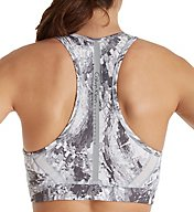 Calvin Klein Performance Midtown Print Sports Bra P7T2422