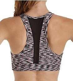 Calvin Klein Performance Pop Spacedye Mesh Pieced Sports Bra P7T2481