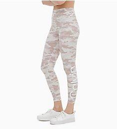 Calvin Klein Camo Print High Waist 7/8 Legging PF9P765