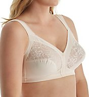 Carnival Wide Band Shoulder Strap Soft Cup Bra 630