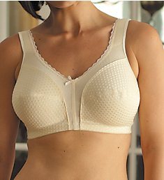 Carnival Full Figure Cotton Lined Soft Cup Bra 660