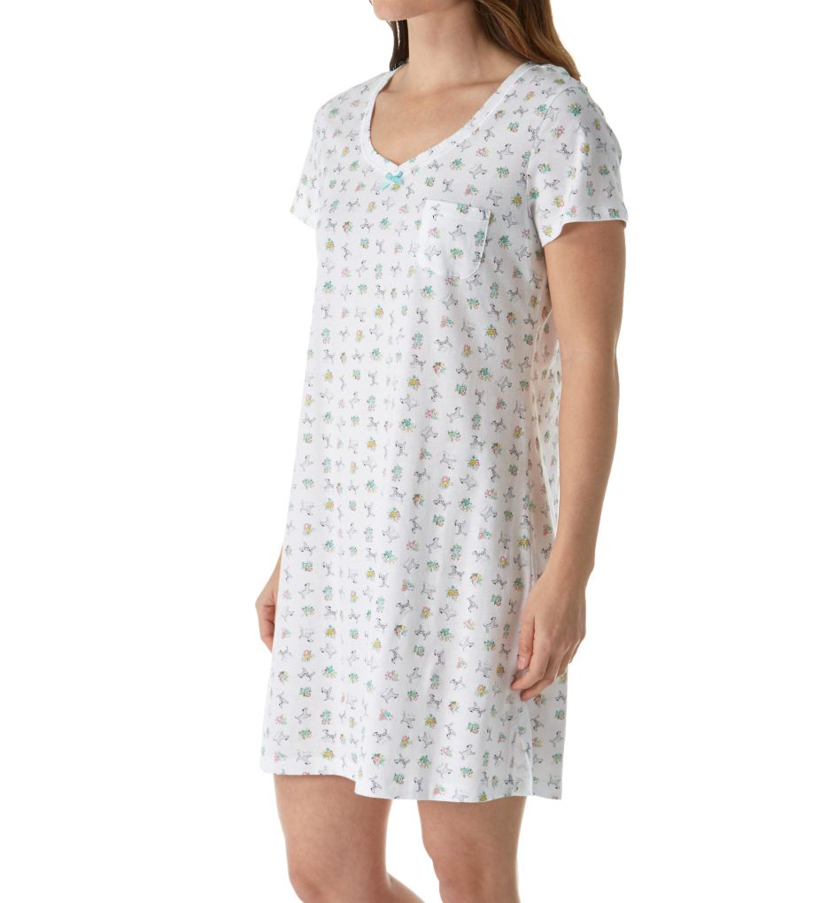 Carole Hochman Knit Sleepshirt 1831304