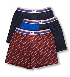 Champion Everyday Active Boxers - 3 Pack CAKB