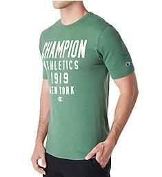 Champion Heritage Short Sleeve Slub Vintage T-Shirt T1235